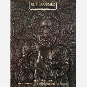 Guy Loudmer, Paris, 05/12/1987