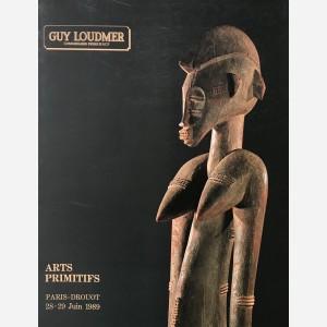 Guy Loudmer, Paris, 28-29/06/1989