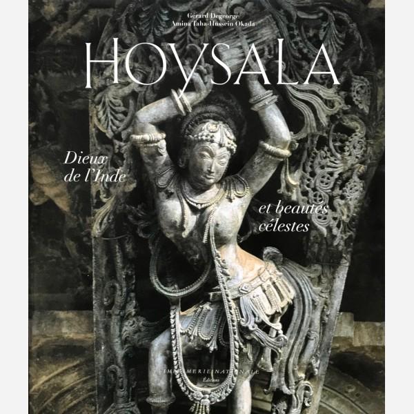 Hoysala. dieux de l'Inde et beautés célestes