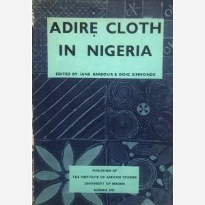 Adire Cloth in Nigeria