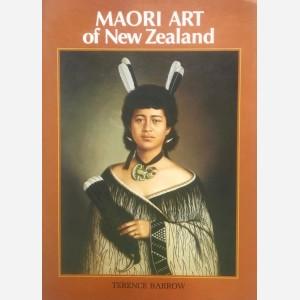 Maori Art of New Zealand