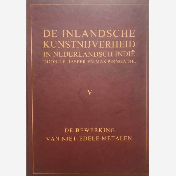 De Inlandsche Kunstnijverheid in Nederlandsch Indië