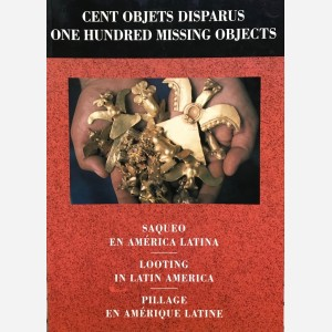 Cent objets disparus/One hundred missing objects