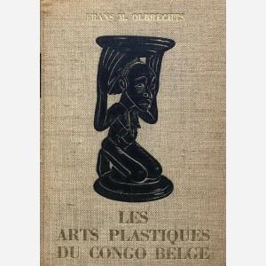 Les Arts Plastiques du Congo Belge