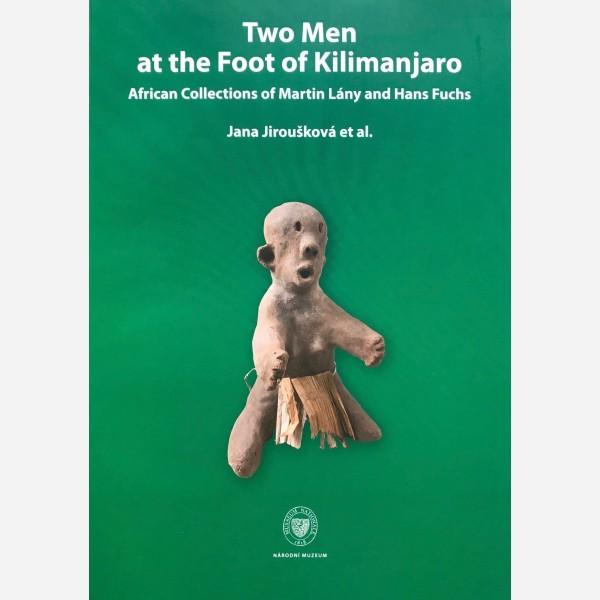 Two Men at the Foot of Kilimanjaro
