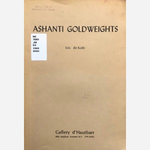 Ashanti Goldweights