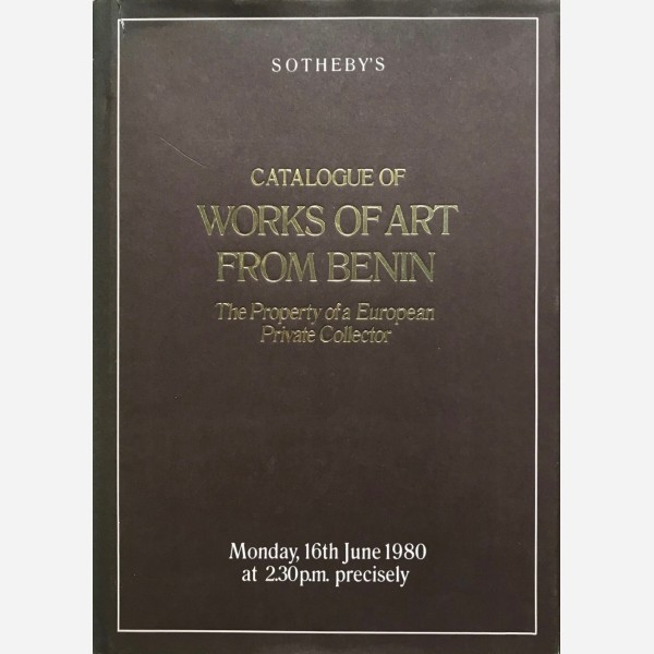 Sotheby's, London, 16/06/1980