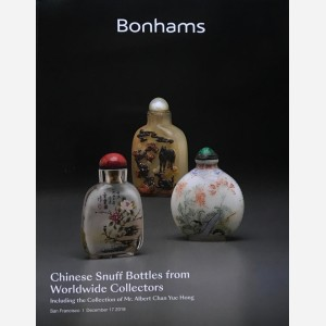 Bonhams, San Francisco, 17/12/2018