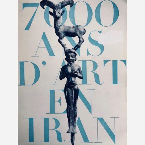 7000 ans d'Art en Iran