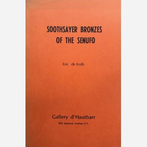 Soothsayer Bronzes of the Senufo