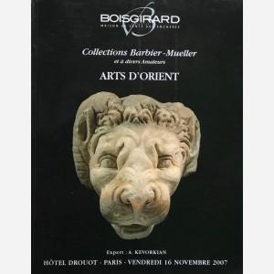 Boisgirard, Hôtel Drouot, Paris, 16/11/2007