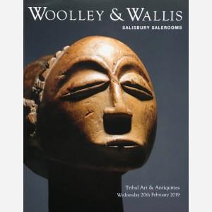 Woolley & Wallis, Salisbury, 20/02/2019