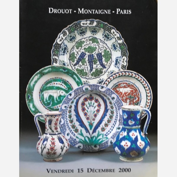 Drouot, Montaigne, Paris, 15/12/2000