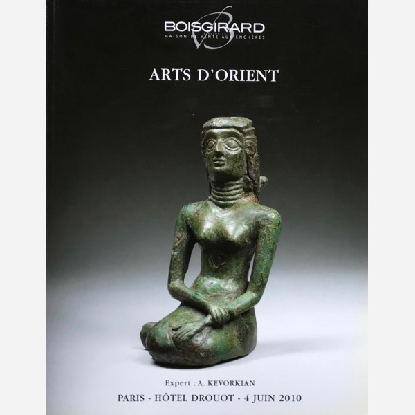 Boisgirard, Hôtel Drouot, Paris, 04/06/2010