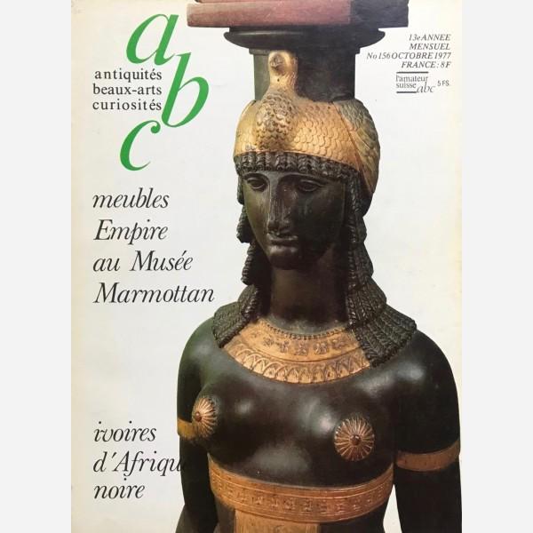 ABC antiquités beaux-arts curiosités