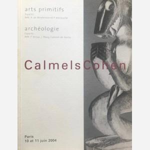 Calmels Cohen, Paris, 10-11/06/2004