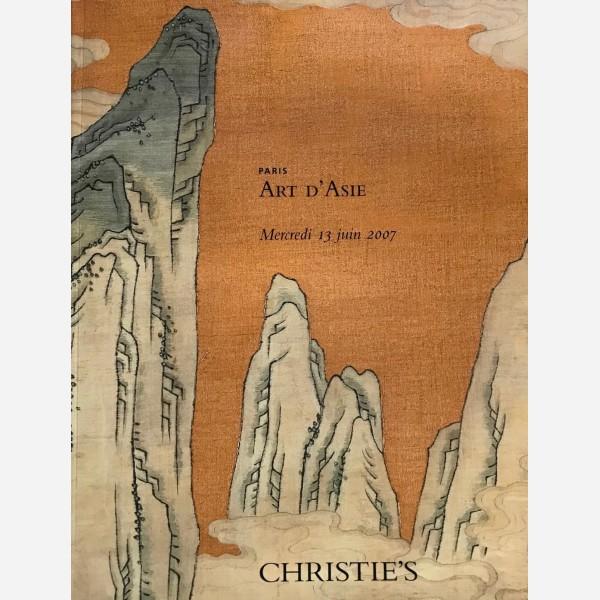 Christie's, Paris, 13/06/2007