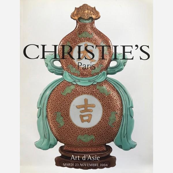 Christie's, Paris, 23/11/2004
