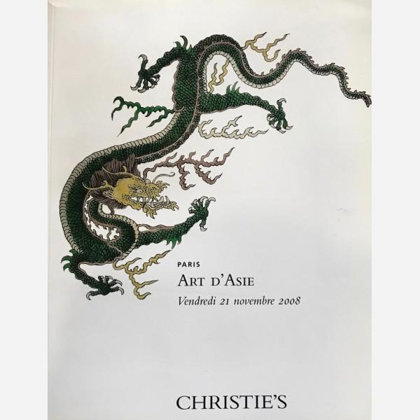 Christie's, Paris, 21/11/2008