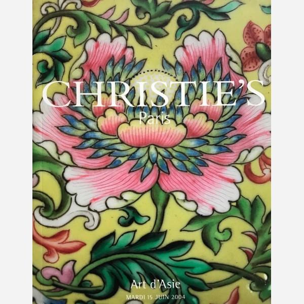 Christie's, Paris, 15/06/2004