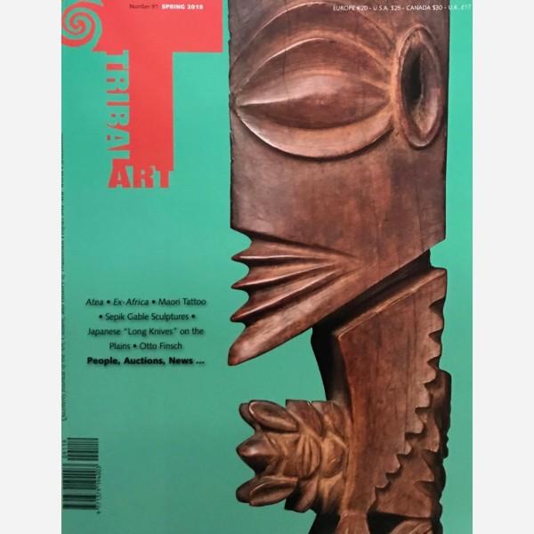 Tribal Art / Art Tribal 91
