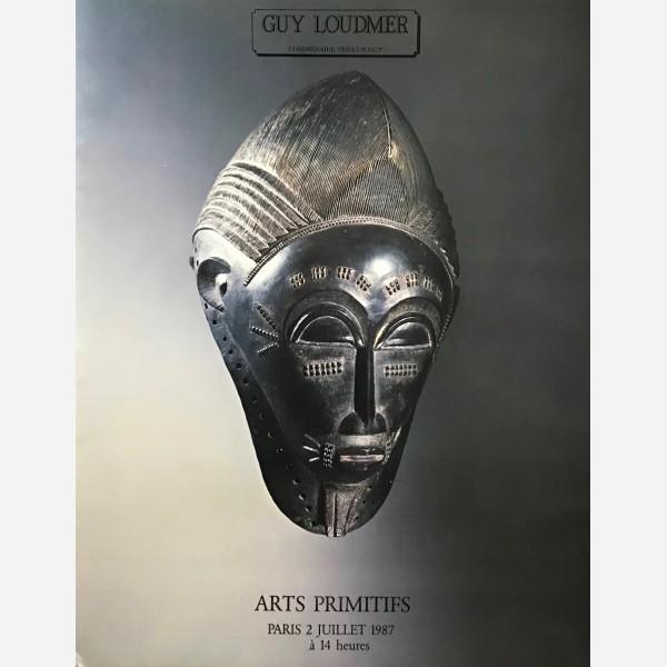 Guy Loudmer, Paris, 02/07/1987