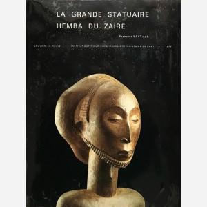 La grande statuaire Hemba du Zaïre