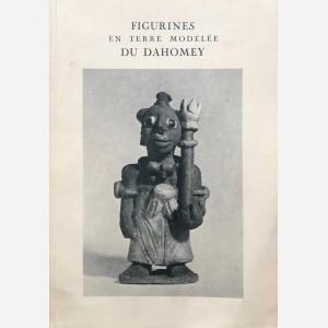 Figurines en terre modelée du Dahomey