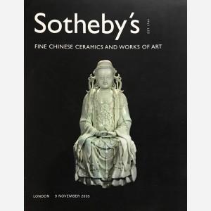 Sotheby's, London, 09/11/2005
