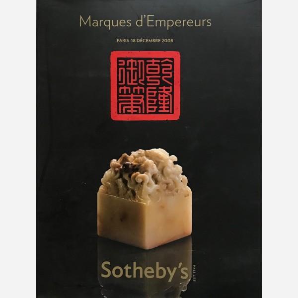 Sotheby's, Paris, 18/12/2008