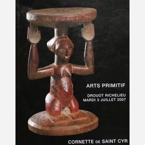 Cornette de Saint CYR, Paris, 03/07/2007