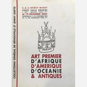S. A. S. Néret-Minet, Paris, 19/12/2002