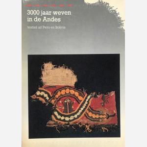 3000 jaar weven in de Andes