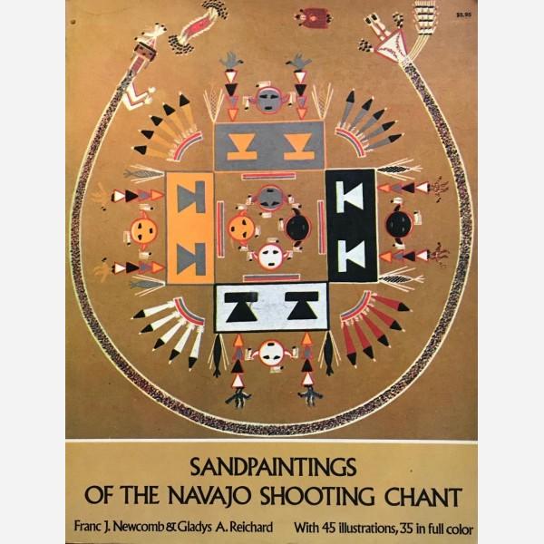 Sandpaintings of the Navajo Shooting Chant
