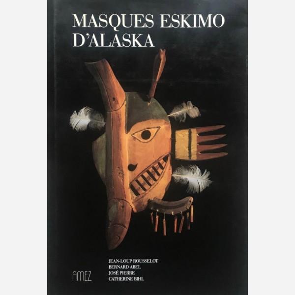 Masques Eskimo d'Alaska