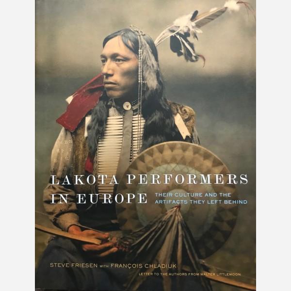 Lakota Performers in Europe