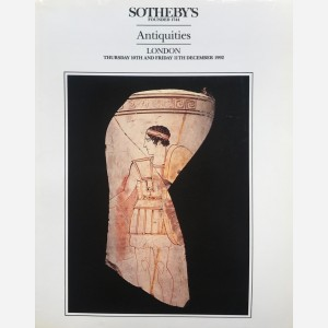 Sotheby's, London, 11/12/1992
