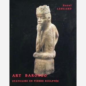 Art Bakongo : Statuaire en pierre sculptée