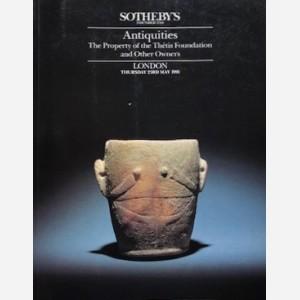 Sotheby's, London, 23/05/1991