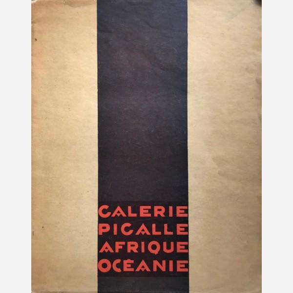 Galerie Pigalle Afrique Océanie