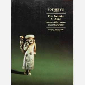 Sotheby's, London, 14/03/1984