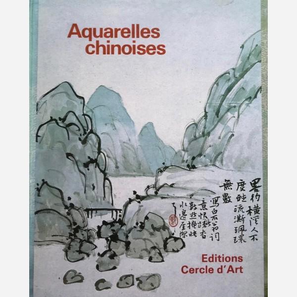 Aquarelles chinoises