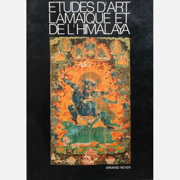 Etudes d'Art Lamaïque et de l'Himalaya