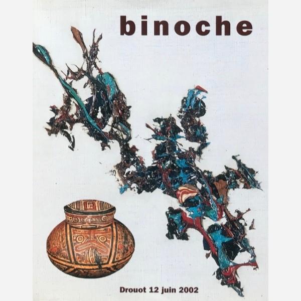 Binoche, Paris, 12/06/2002