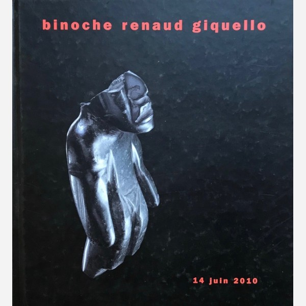 Binoche Renaud Giquello, Paris, 14/06/2010