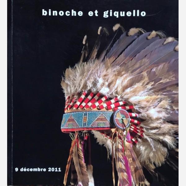Binoche et Giquello, Paris, 09/12/2011