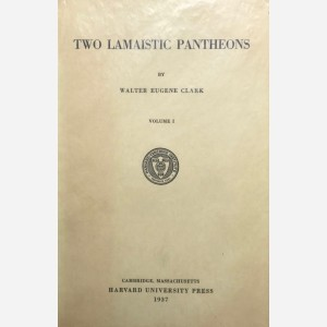 Two Lamaistic Pantheons