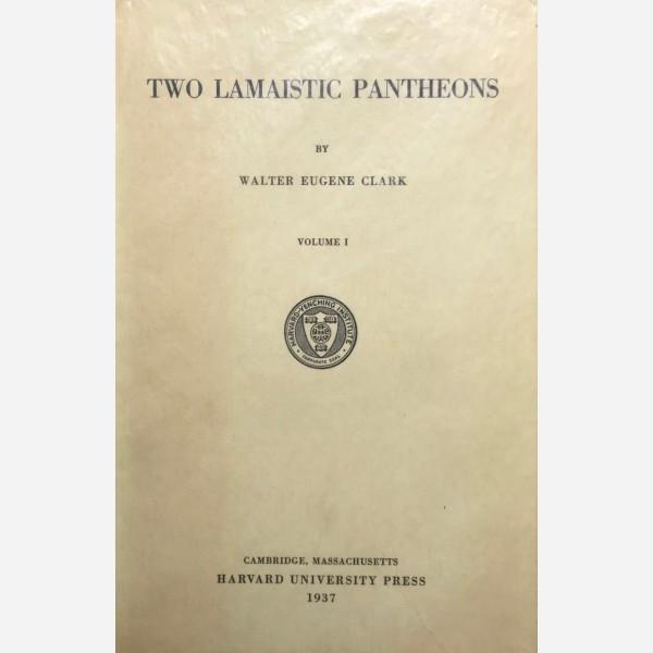 Two Lamaistic Pantheons