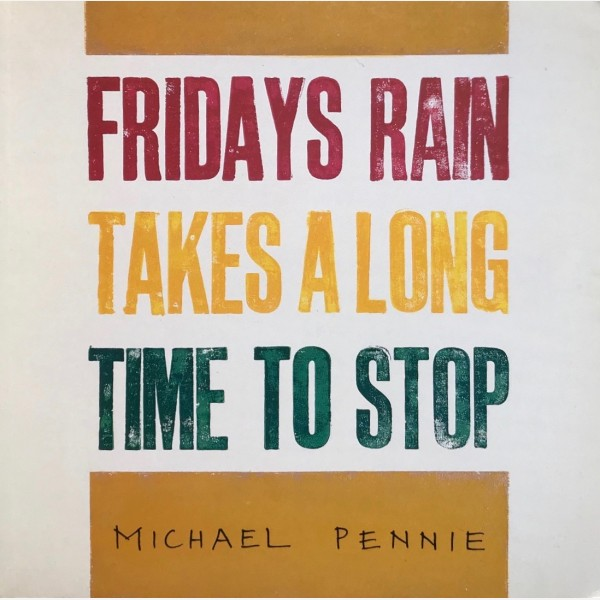 Fridays Rain Takes a Long Time to Stop