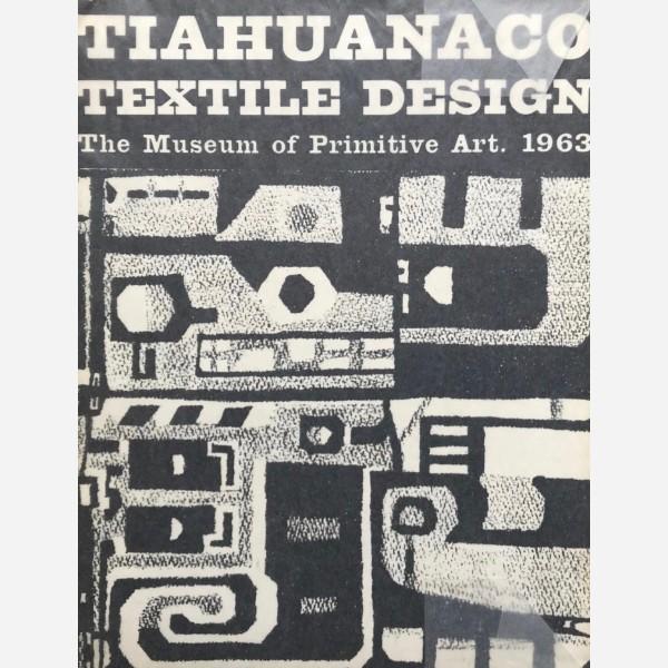 Tiahuanaco. Textiles Design